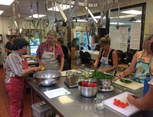 Preparing Healing Foods Workshop