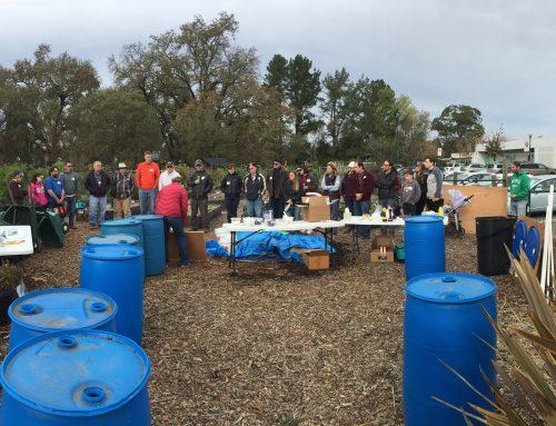 Windsor Rain Barrel Installation Workshop