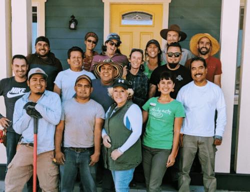 Coffey Park Spanish Adult Education Irrigation Workshop